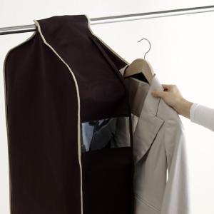 エーワン 洋服カバー WORTHY WORK BASE パーソナルクローク サイズ110 SA612