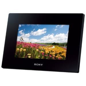 ソニー SONY デジタルフォトフレーム S-Frame D720 7.0型 内蔵メモリー2GB ブ...