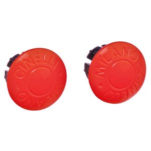 cinelli(チネリ) バーテープ フルオ リボン オレンジ 607007-000001