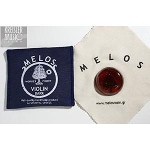 松脂 MELOS Mini メロス ミニ ギリシャ製 バイオリン用 ダーク