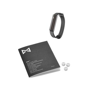 Misfit Ray Fitness And Sleep Monitor - Carbon Blac...