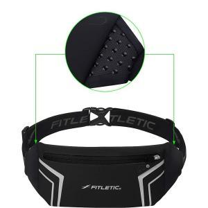 FITLETIC(フィトレティック) ランニング ウエストポーチ 高撥水素材 iPhone7Plus...