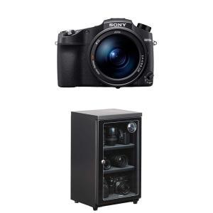 ソニー SONY デジタルカメラ Cyber-shot DSC-RX10M4 + HAKUBA 電子...