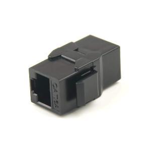 vacan RJ45 中継 コネクタ (CAT6A 対応) 2個 & 防水 テープ (屋外)