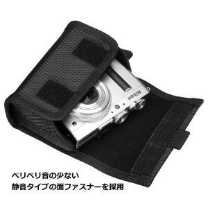 HAKUBA デジタルカメラケース ピクスギア タフ03 L ブラック SPG-TG03CCLBK ...