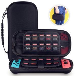 Nintendo Switch ケース MOOSKY ニンテンドースイッチ専用収納カバー 消臭処理 ...