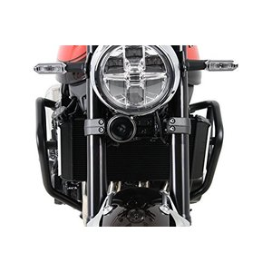 HEPCO&BECKER(ヘプコアンドベッカー) エンジンガード スチール ブラック Z900RS(18)、Z900RS Cafe(18)|willy-willy-zakka