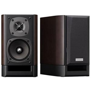 ONKYO 2ウェイ ブックシェルフ型スピーカーシステム ハイレゾ音源対応 (2台1組) ブラック ...