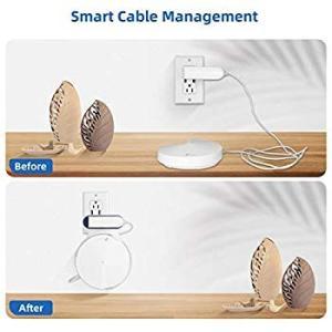 デコDeco M9 Plusの全家の網WIFIシステムのための壁の台紙のホールダー、コード管理のデコ...