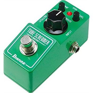 Ibanez アイバニーズ TSMINI Tube Screamer Mini