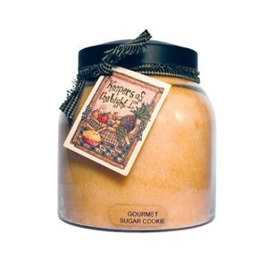 A Cheerful GiverグルメSugar Cookie Jar Candle Baby 34oz JP12 willy-willy-zakka