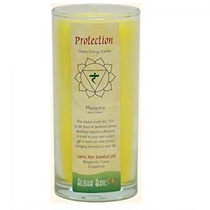 海外直送品Candle Chakra Jar、 Protection 11 oz by Aloha Bay willy-willy-zakka