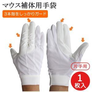 マウス補体用手袋(噛みつき防止)(1枚)(オートクレーブ対応 )|wincessnet