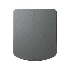 【商品名】 (まとめ) サンワサプライ シリコンマウスパッド MPD-OP56GY 【×3セット】 ...