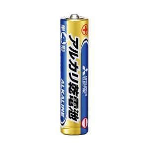 【商品名】 (まとめ)三菱電機 アルカリ乾電池 単4形LR03N/4S 1セット(40本:4本×10...