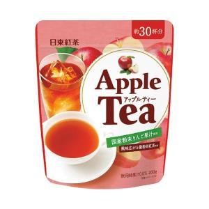 【商品名】 (まとめ) 三井農林 日東紅茶 アップルティー200g【×10セット】