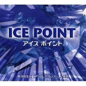 頭部の熱を効果的に逃がすアイスポイント使用ピローケース(2枚組) ブルー 日本製|windingys|03