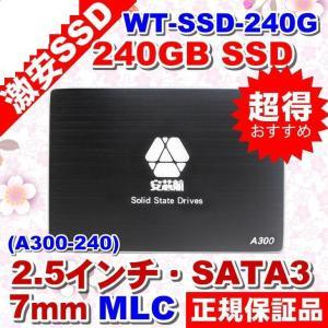 5061激安・格安WT-SSD-240GB(A300-240...
