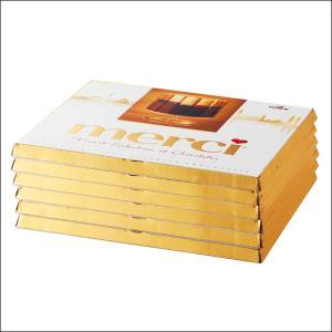 【夏季クール便】【世界のおみやげギフト☆ニュージーランド】メルシー ゴールドチョコレート6箱(69531480)
