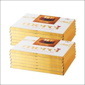 【夏季クール便】【世界のおみやげギフト☆中国】メルシー ゴールドチョコレート12箱(69550580)