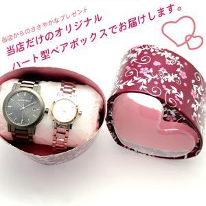 バーバリー BURBERRY ペアBOX付 ペアウォッチ 腕時計 bu9007-bu9205 スイス製(並行輸入品→当店2年保証)|windpal|03