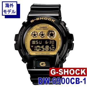 CASIO カシオ 腕時計 G-SHOCK Gショック Crazy Colors クレイジーカラーズ 3つ目 海外・逆輸入モデル (DW-6900CB-1)|windpal