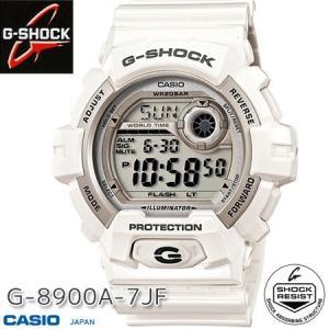 CASIO カシオ 腕時計 G-SHOCK Gショック 反転デジタル液晶(G-8900A-7JF)(G-8900A-7JF)|windpal