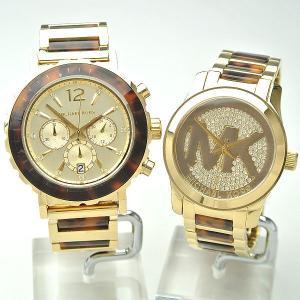 【ペアウォッチ】【送料無料】[マイケルコース] Michael Kors ペア腕時計 メンズモデル:MK5790/レディース選べる2バリエ:MK5864,MK5787|windpal|02