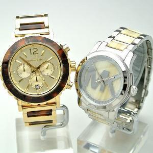 【ペアウォッチ】【送料無料】[マイケルコース] Michael Kors ペア腕時計 メンズモデル:MK5790/レディース選べる2バリエ:MK5864,MK5787|windpal|03