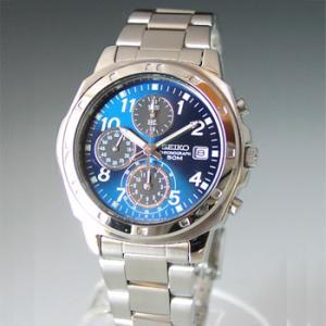 SEIKO セイコー 逆輸入 メンズ 腕時計 クロノグラフ SND193P|windpal