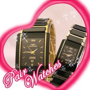 【TECHNOS】テクノス ペアウォッチ 薄型腕時計 TAM530&TAL742【ペアBOX付き】(TAM-TAL-PAIR) windpal