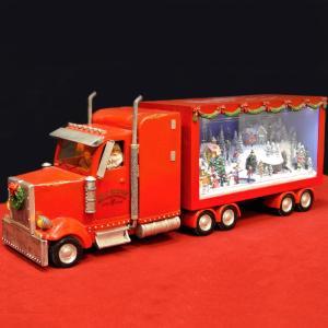 クリスマス特集 クリスマスソング8曲入り LED付きオルゴール BIG LED付オルゴール(トラック L) xmas-14023 windpal