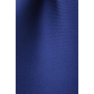 (ドレイクス) DRAKE'S 50オンス ロイヤルツイル ソリッドタイ ブルー 無地 ネクタイ 英国製 ハンドメイド 正規取扱店|windsorknot|05