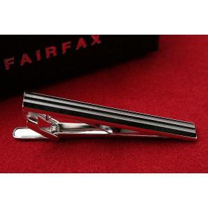 フェアファクス FAIRFAX ケース付 シルバー製 タイクリップ|windsorknot