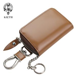 (キース) KIETH コードバンのスマートキーケース キャメル 日本製 馬革 本革 メンズ