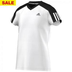 【ワゴンセール価格】アディダス G クラブ Tシャツ(BFG00)[adidas LS ガールズ]