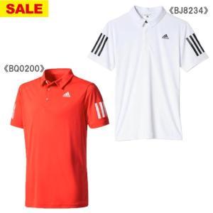 【ワゴンセール価格】アディダス CLUB ポロシャツ(BX524)[adidas MS ボーイテニスウエア]※ジュニアウエア