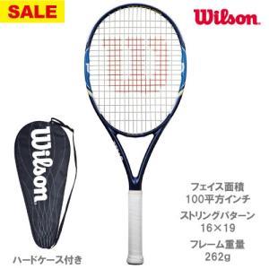 【SALE】ウイルソン[Wilson]硬式ラケット ウルトラ100UL TEAM(WRT731910)|windsorracket-online