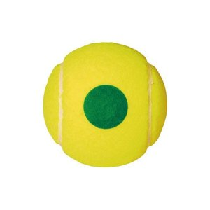 ウイルソン [wilson] ジュニアボール スターター・プレー・ボール (ステージ1 グリーン) WRT137400-1