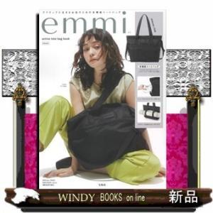 emmi tote bag  black windybooks