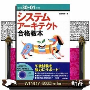 平成30−01年度 システムアーキテクト合格教本 windybooks