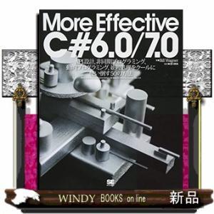 More  C#6.0/7.0  Effective