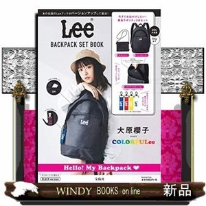 Lee BACKPACK SE  ブラック