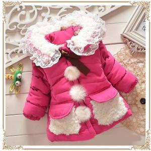 女の子コート フォーマル コート B-babycoat-1435