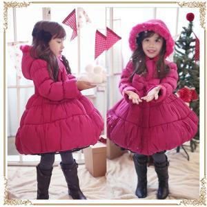 子供コート 防寒 アウター coat-2587