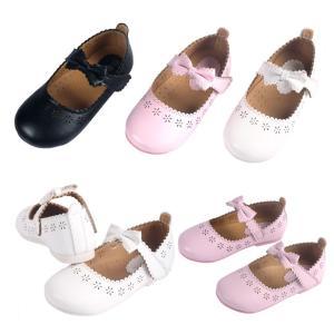 ピンク 白 黒 フォーマル 靴 シューズ キッズ フォーマル...