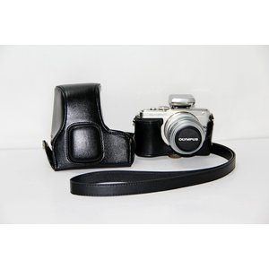 OLYMPUS PEN E-PL6 ケース E-PL5 カメラケース E-PM2 カメラバッグ バッ...