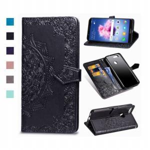 novalite3 ケース Huawei Nova lite3 カバー ノバ ライト3 手帳 手帳型...