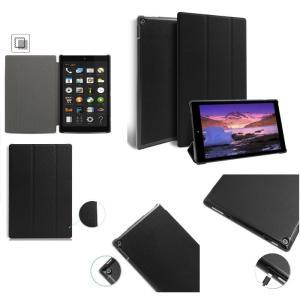 Amazon Kindle Fire HD10 ケース 【タッチペン・保護フィルム2枚付】(フィルム...