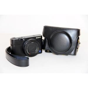 SONY DSC-RX100 ケース DSC-RX100II DSC-RX100III  カメラケー...